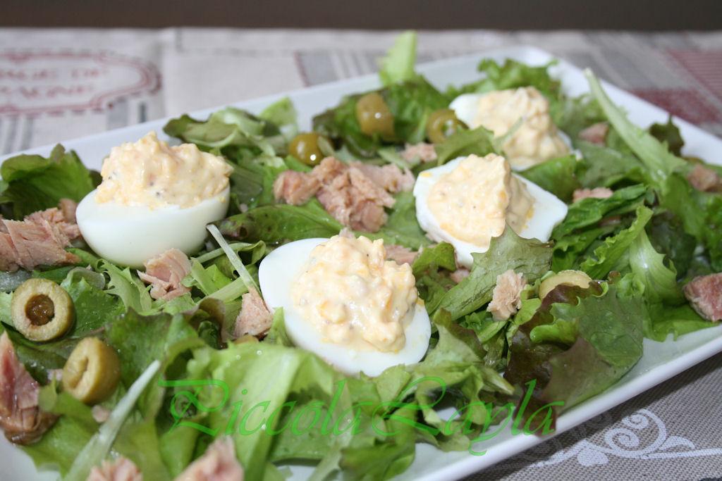 insalata con uova ripiene (2)b