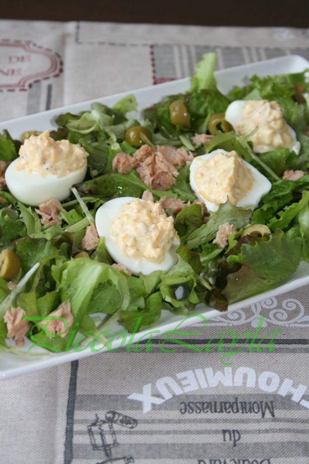 insalata con uova ripiene (9)b
