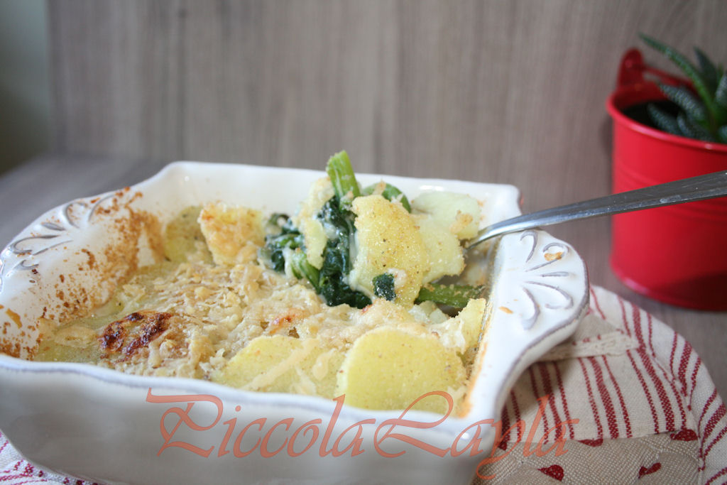 sformato di patate e erbette (28)b