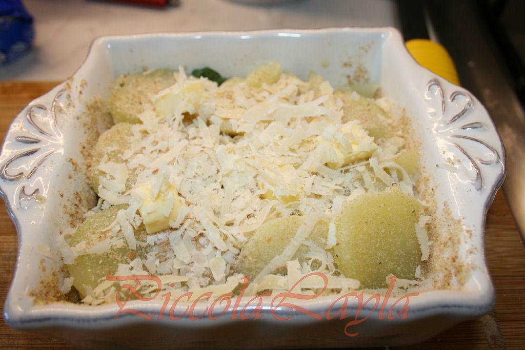 sformato di patate e erbette (7)b
