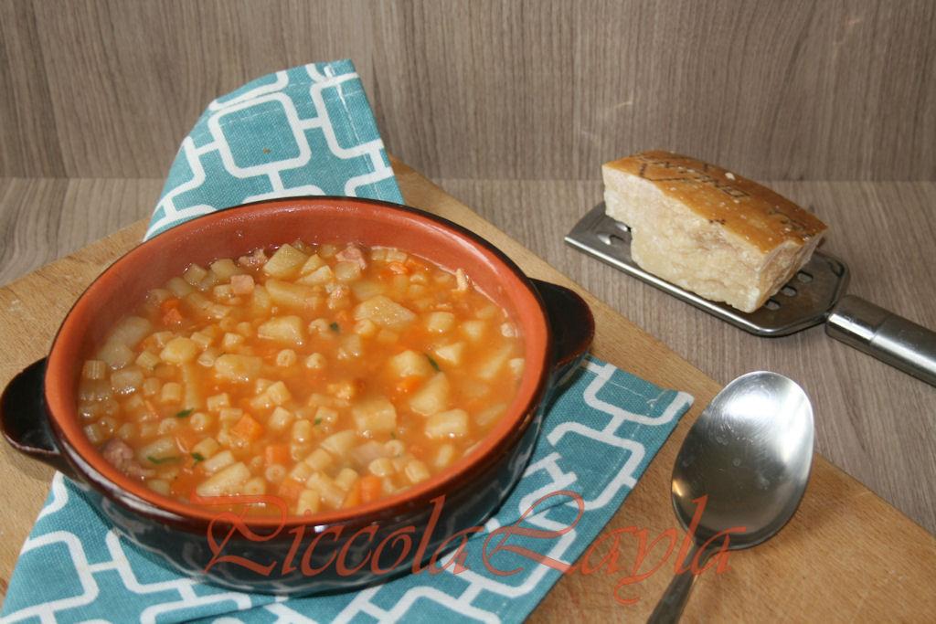 pasta e patate napoletana (13)b