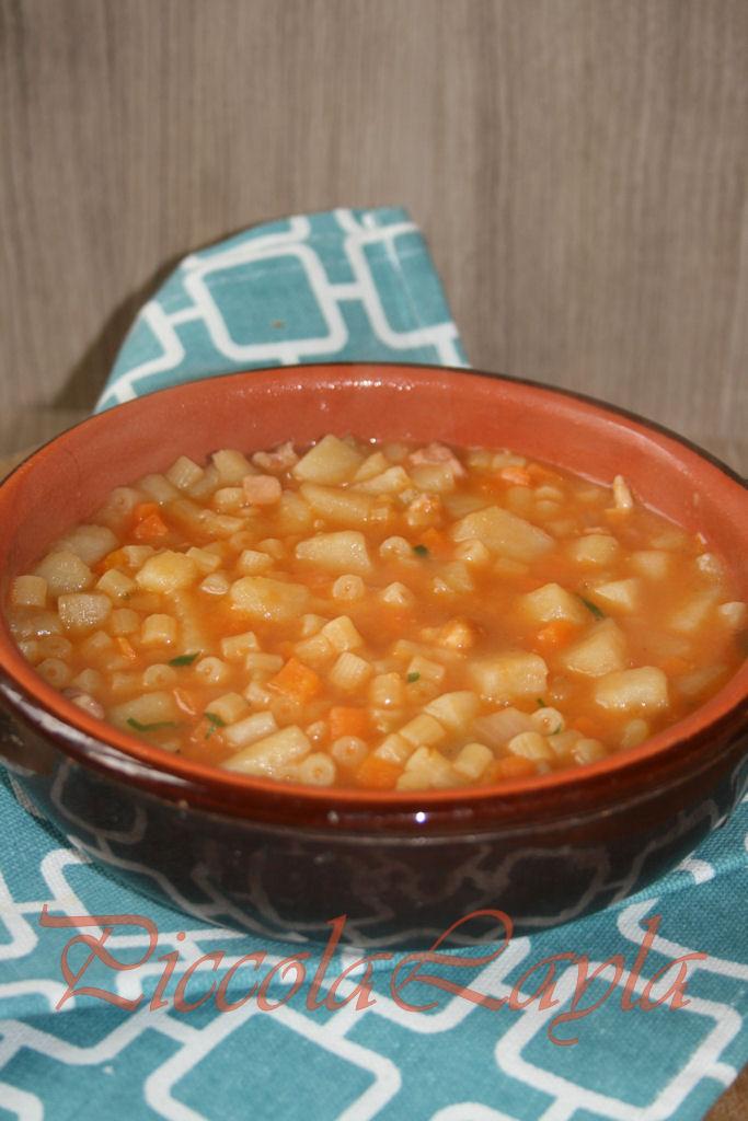 pasta e patate napoletana (3)b