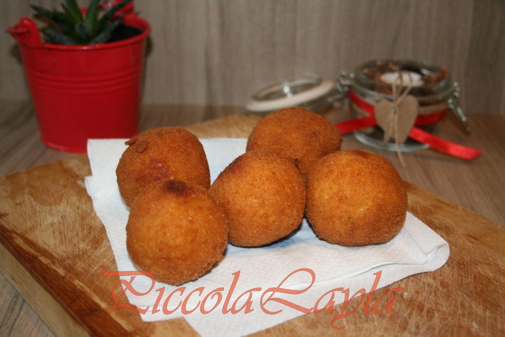 arancini salsiccia e piselli (14)b