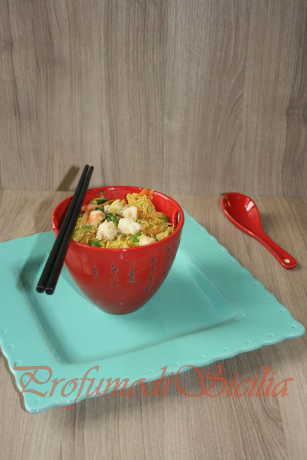 riso basmati gamberi verdure (29)b2