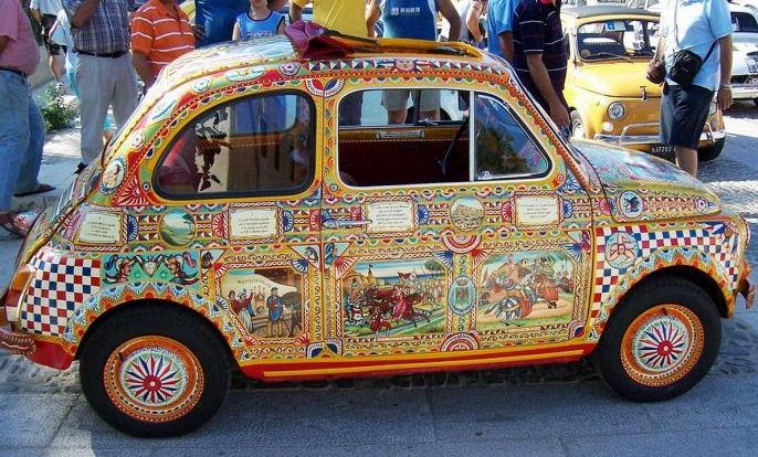 Gianfranco-Fiore__Fiat-500-carretto-siciliano
