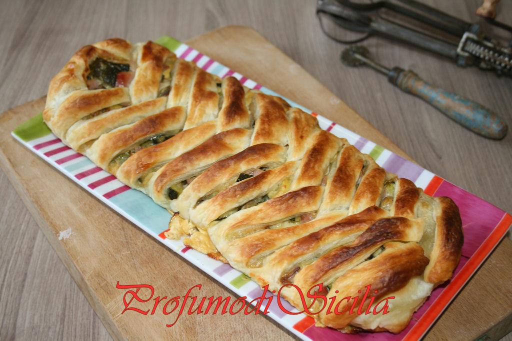 treccia con zucchine e cotto (10)b