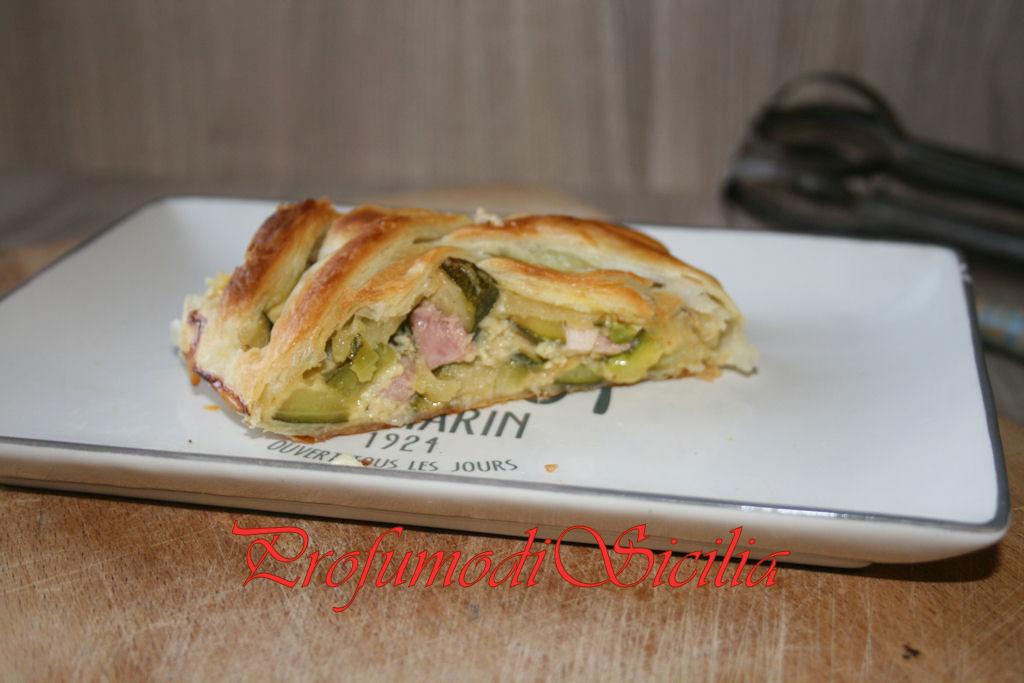 treccia con zucchine e cotto (11)b