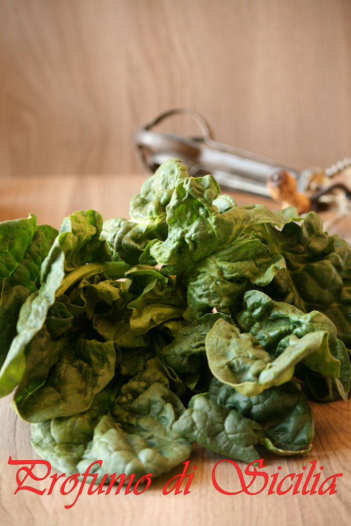 spinaci ricci d'asti