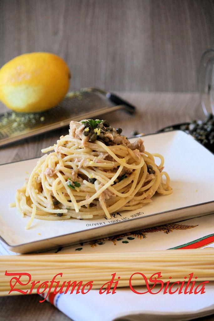 spaghetti tonno e limone (11)b