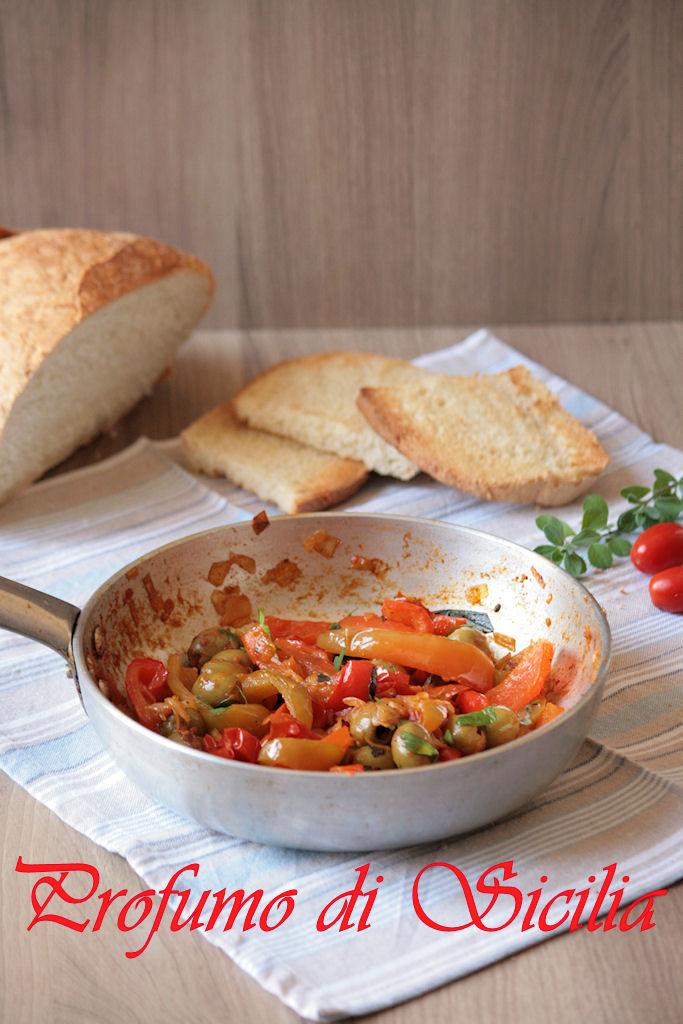Bruschetta peperoni 9