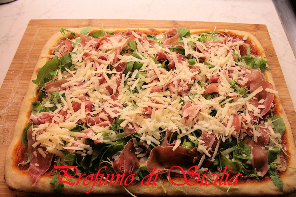 Pizza in teglia con Pasta Madre e Maturazione in Frigo