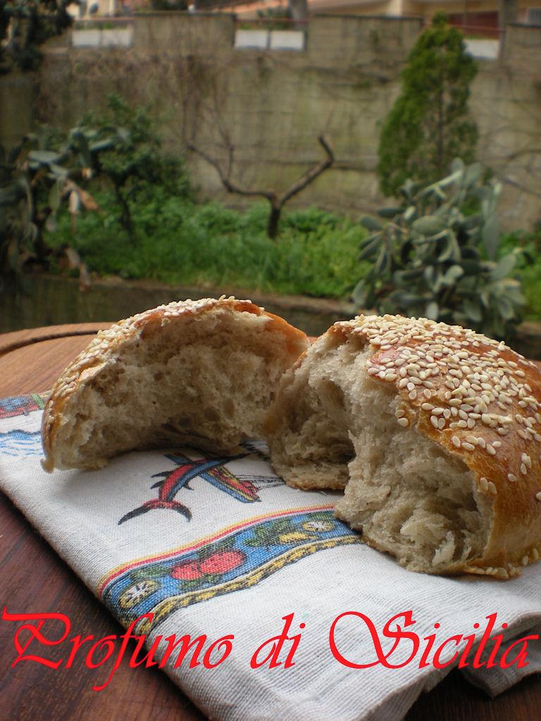 Le tradizioni di ProfumodiSicilia.net ... I pani di Cena con Pasta Madre