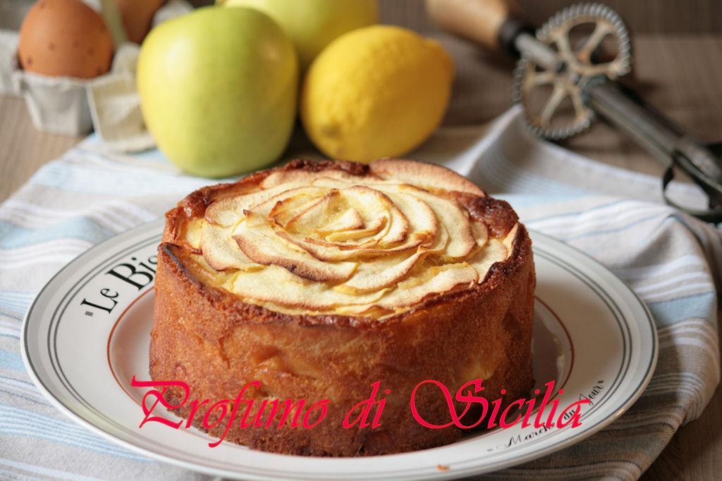 Melamangio la torta di mele