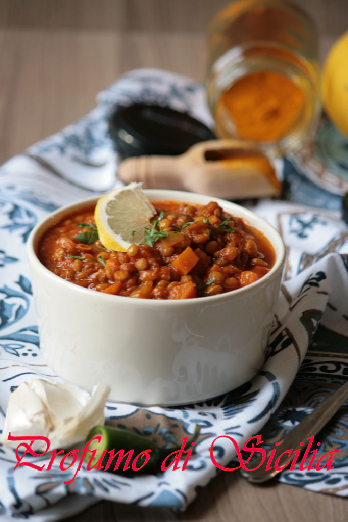 Laadass la zuppa di lenticchie marocchina