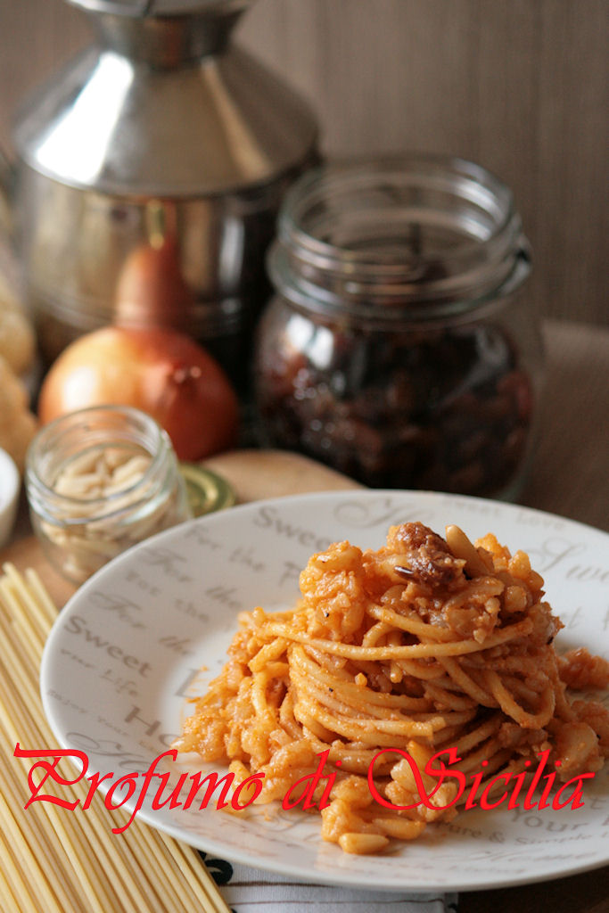pasta con broccolo arriminata una ricetta tipica siciliana