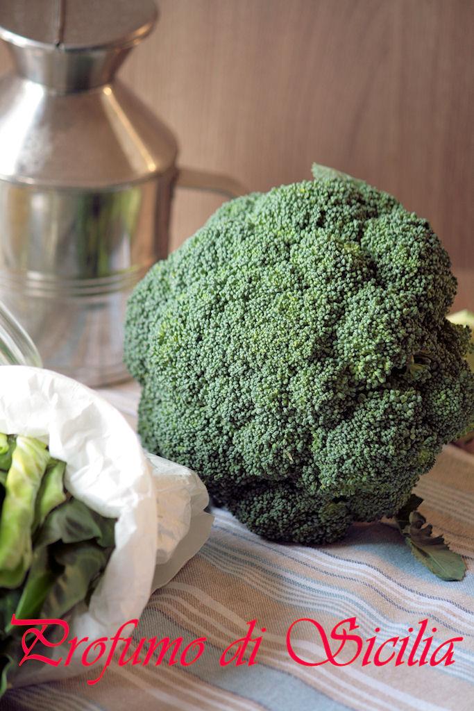 Broccoli e coste