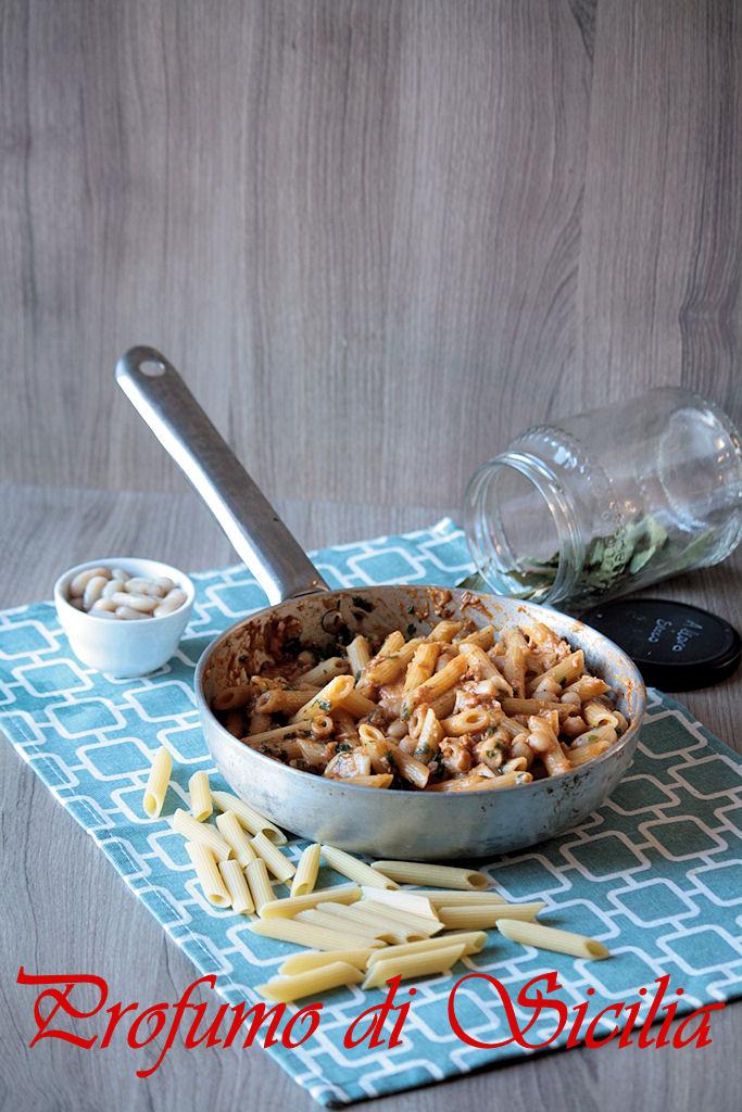 Pasta con Fagioli e Tonno per un pranzo velocissimo