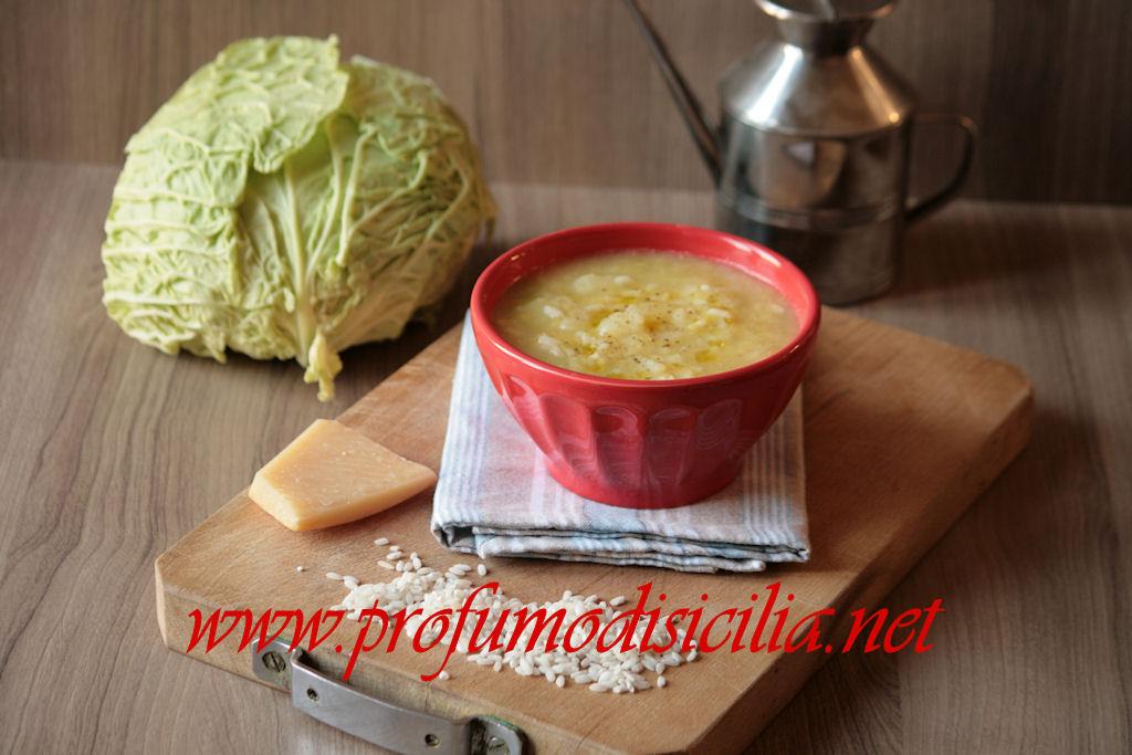 Riso con Verza e Patate la ricetta della Pianura Padana