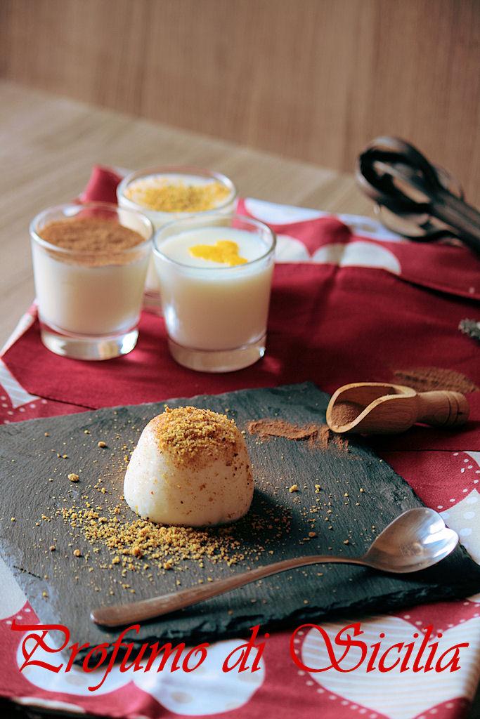 Biancomangiare Siciliano la mia infanzia in un dolce