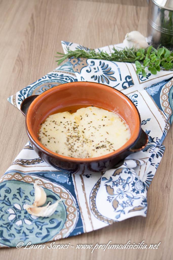 La ricetta siciliana del Cacio all'Argentiera