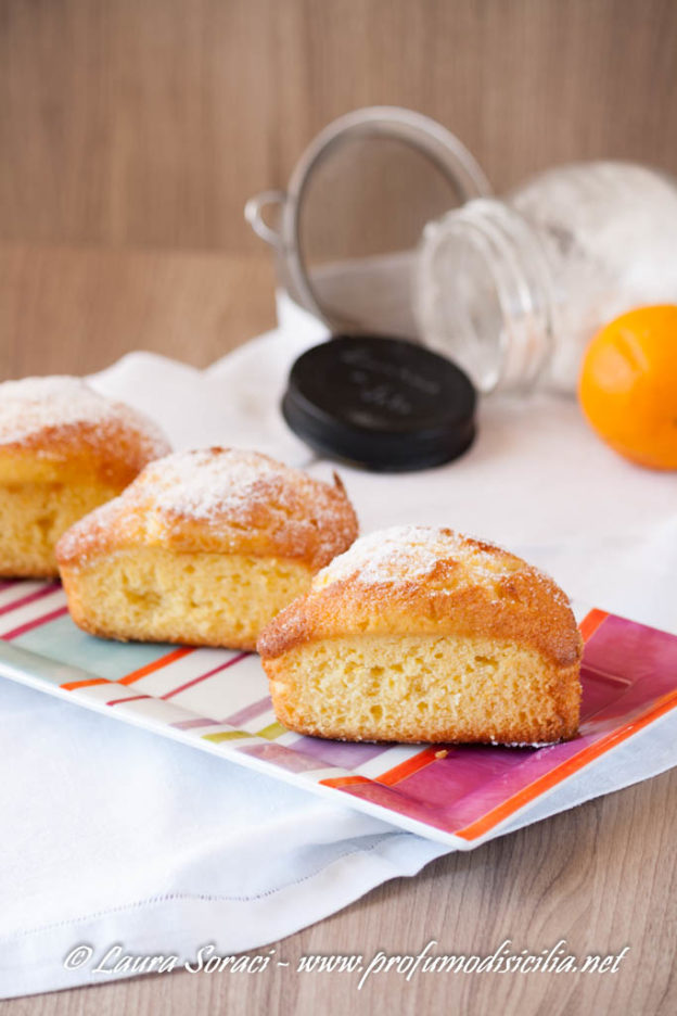 Merendine Pan d'Arancio ... dalla tradizione siciliana