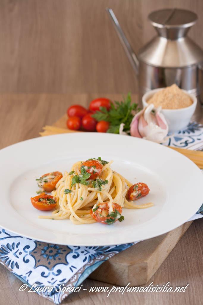 Spaghetti alla Carrettiera Sicilia