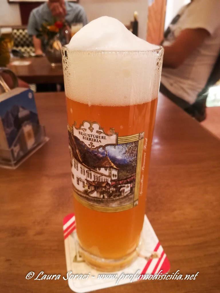 Visita al birrificio forst per assaggiare la birra della casa durante le nostre Vacanza in Sud-Tirolo