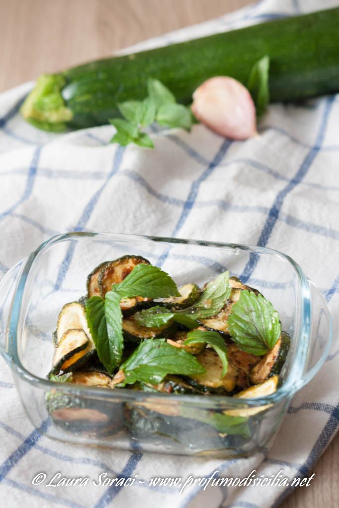 le zucchine alla scapece un contorno napoletano