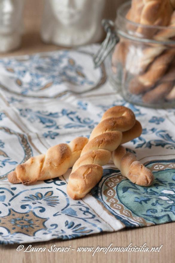 Un biscotti perfetto per la colazione isolana