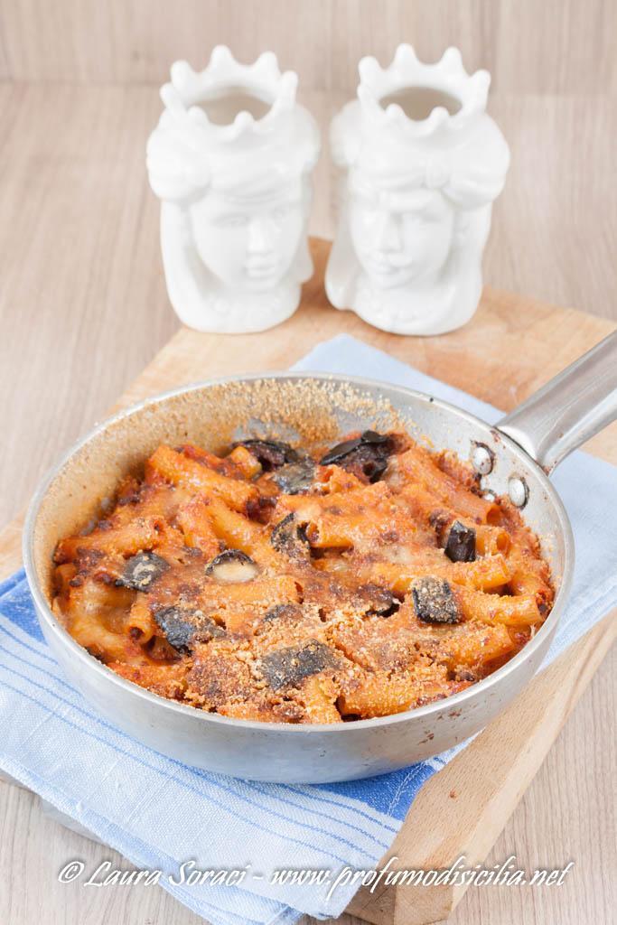 La pasta al forno delle feste siciliane