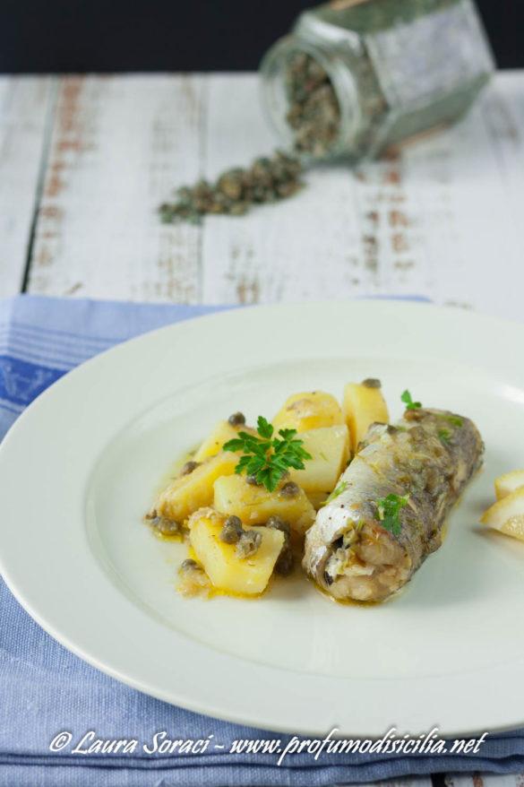 il merluzzo con patate al limone un piatto semplice e buonissimo