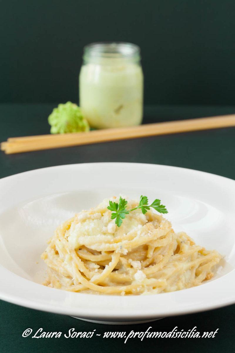 Un piatto di pasta spettacolare ricco di sapore e profumo