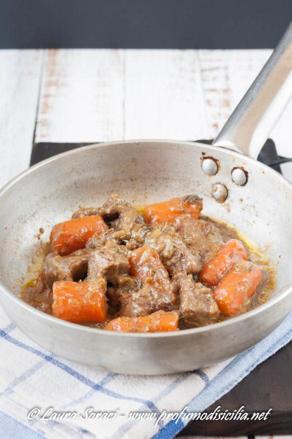 Lo spezzatino di Manzo un piatto semplice per tutta la famiglia