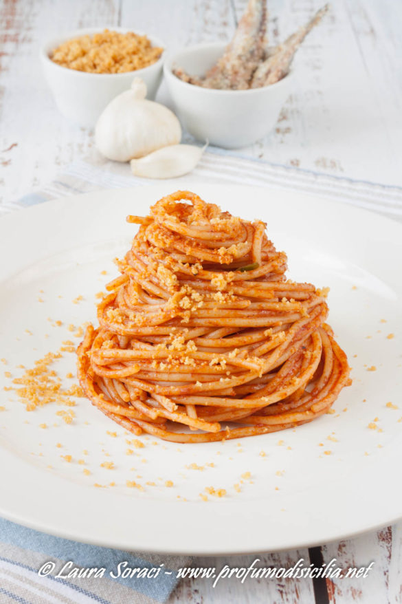la pasta alla paolina, un piatto palermitano dalla lunga storia