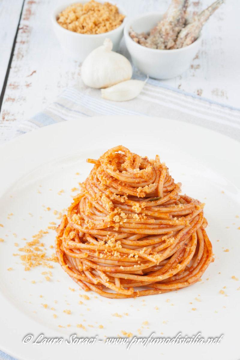 un delizioso piatto di pasta alla paolina