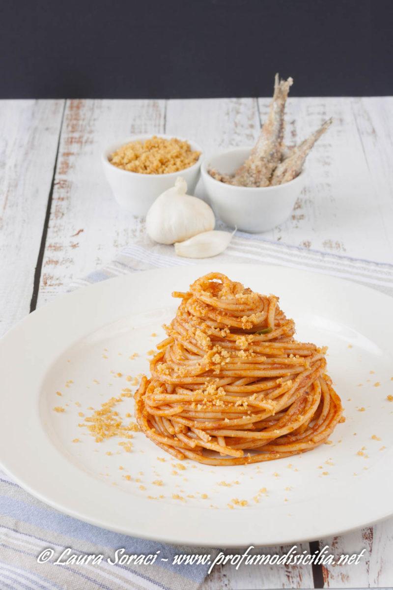 un primo piatto antico per la città di Palermo