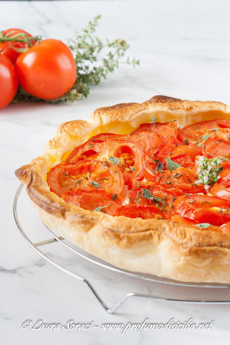 pomodori e ricotta un mix perfetto e profumato