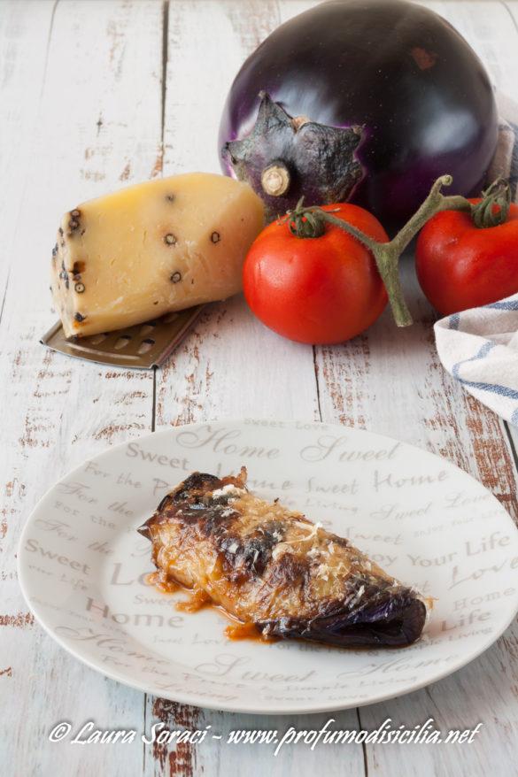 Scoprite come preparare un cannellone senza glutine di melanzane e ragù siciliano