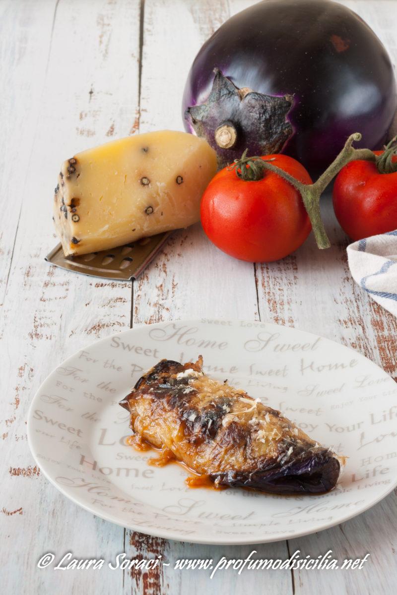 Le melanzane sono tra le cose che più amo nella cucina siciliana