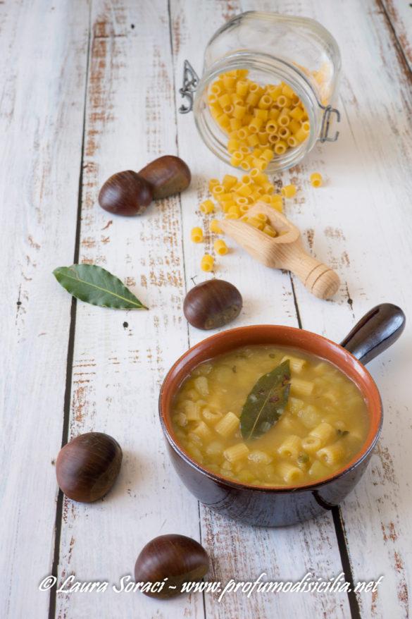 Pasta cà Pastigghia un piatto povero siciliano